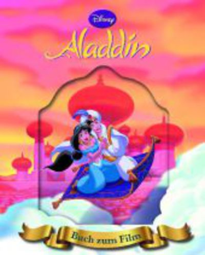 Disney-magical-story---aladdin-buch-zum-film